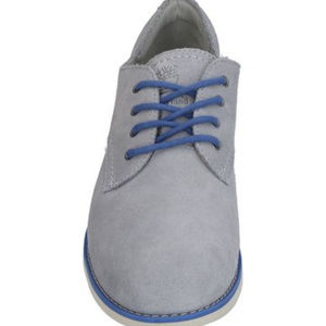 Timberland Suede Oxford Laced Shoes SIZE 7